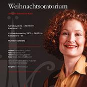 Weihnachtsoratorium Flyer