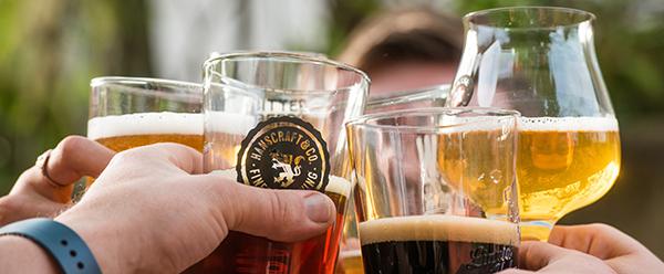 Bier und Whisky